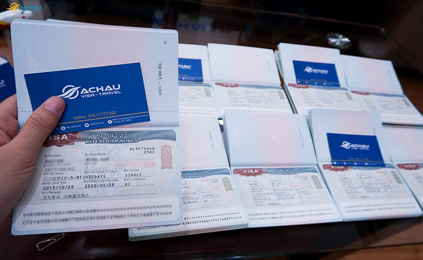 Chính phủ Hàn Quốc siết chặt chứng minh tài chính cho đương đơn xin visa 2