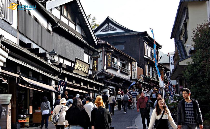 Đường Omotesando