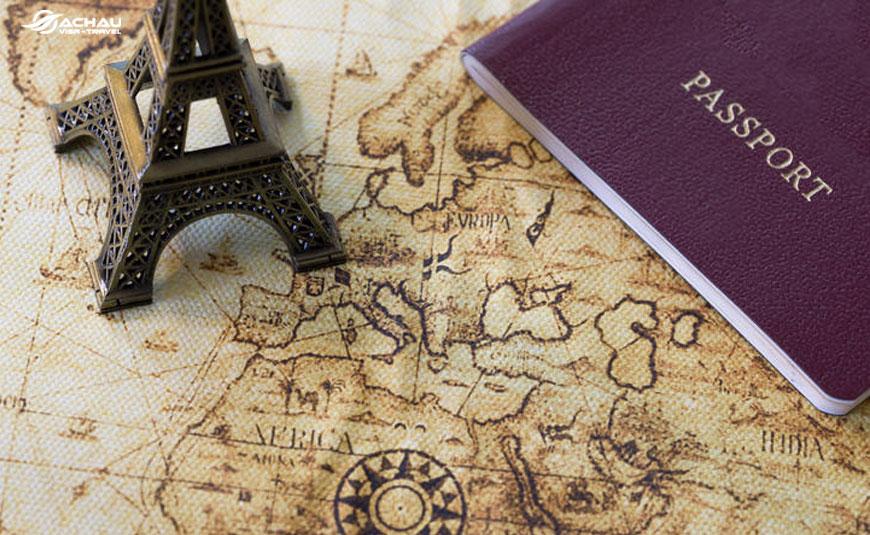 Tổng hợp những thắc mắc – giải đáp thường gặp khi xin visa Pháp