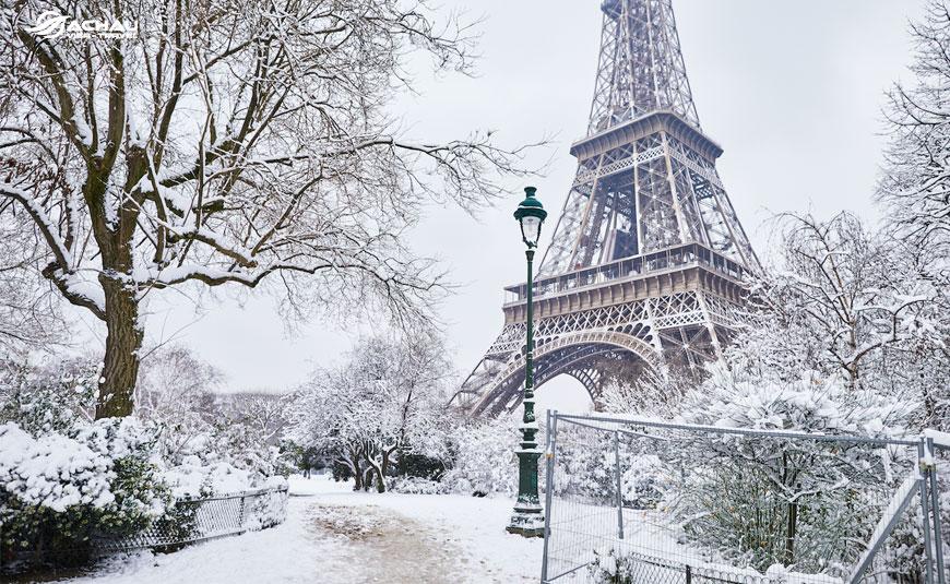 Bạn đã biết những gì về tháp Eiffel - Biểu tượng của nước Pháp? 1