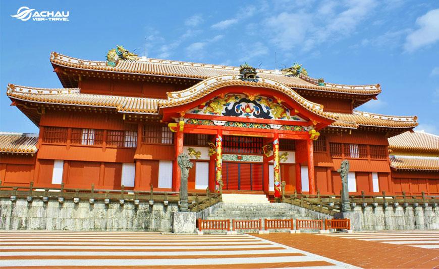 Điểm danh 10 tòa lâu đài cổ nổi tiếng của Nhật Bản 8