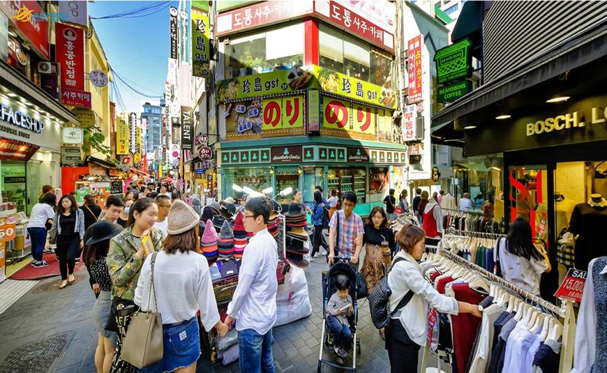 Chia sẻ kinh nghiệm tham gia tour du lịch Hàn Quốc 1
