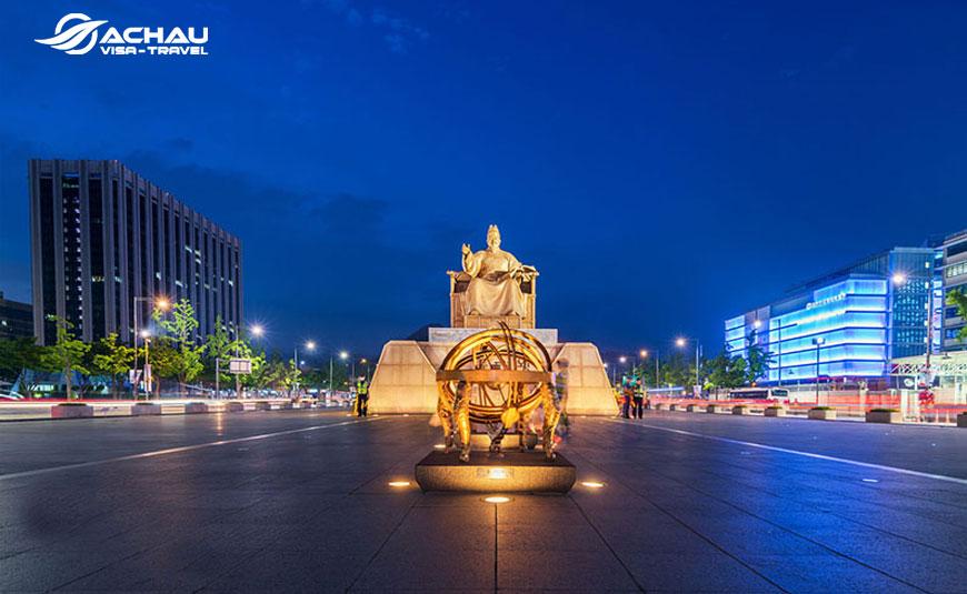 tour du lịch Hàn Quốc 6
