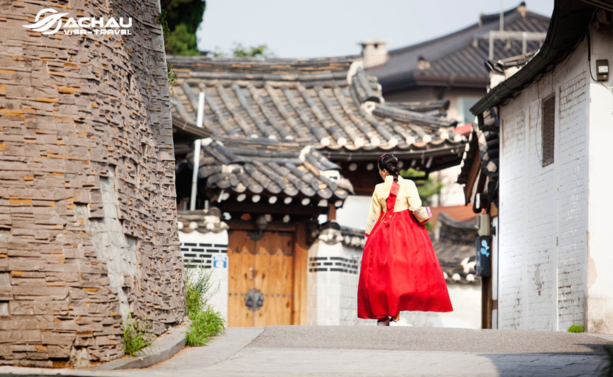 tour du lịch Hàn Quốc  2