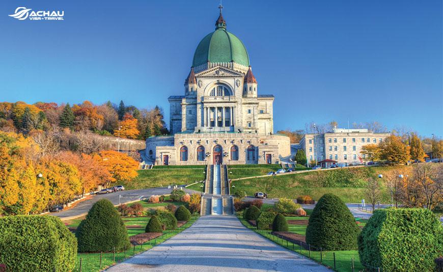 Tour du lịch bờ Đông Canada: Montreal – Ottawa – Toronto – Thác Niagara 5