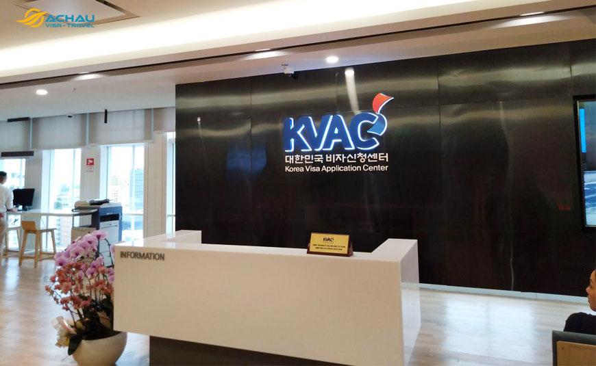 Thông tin về  các trung tâm tiếp nhận hồ sơ VFS GLOBAL, TLSCONTACT, BLS INTERNATIONAL, KVAC 3