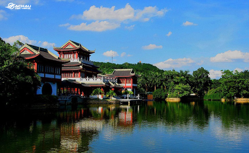 Trường hợp nào người Việt Nam được miễn visa Trung Quốc? 3