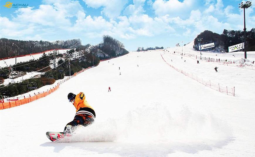 Trượt tuyết vào mùa đông ở Hàn Quốc cần lưu ý những gì? 3