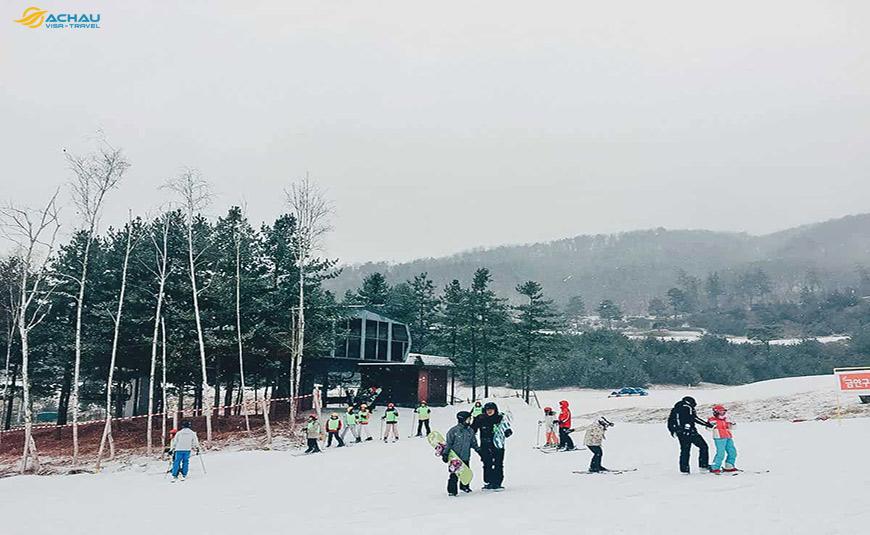 Trượt tuyết vào mùa đông ở Hàn Quốc cần lưu ý những gì? 4