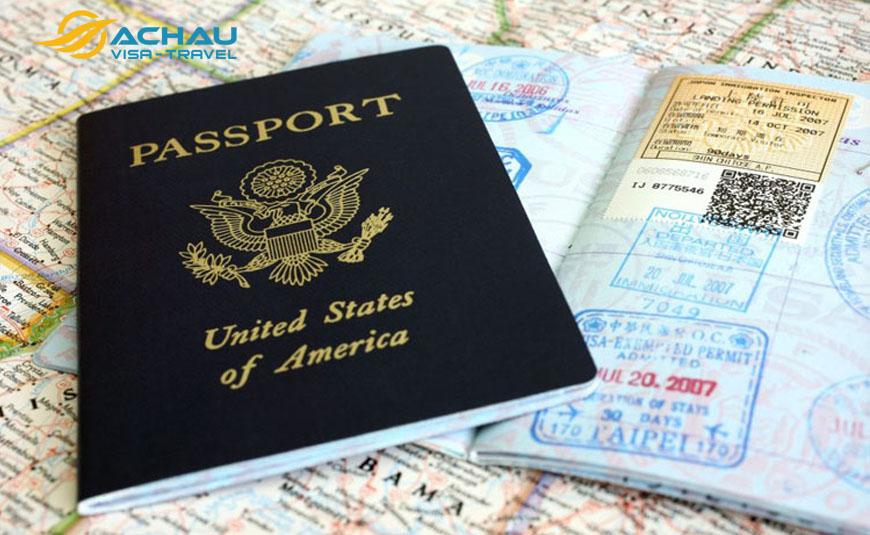 Hướng dẫn cách xin visa Mỹ