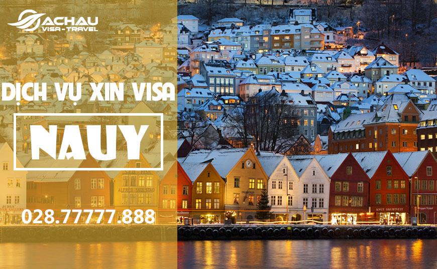 visa Nauy