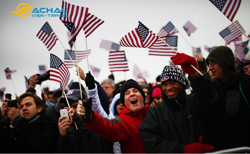 cách xin visa du lịch Mỹ