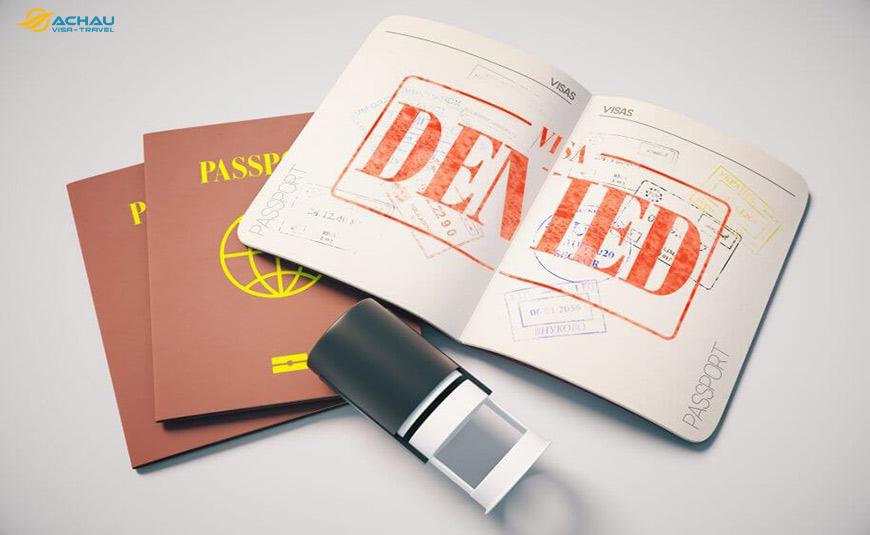 Nên làm gì khi xin Visa Đài Loan bị từ chối?
