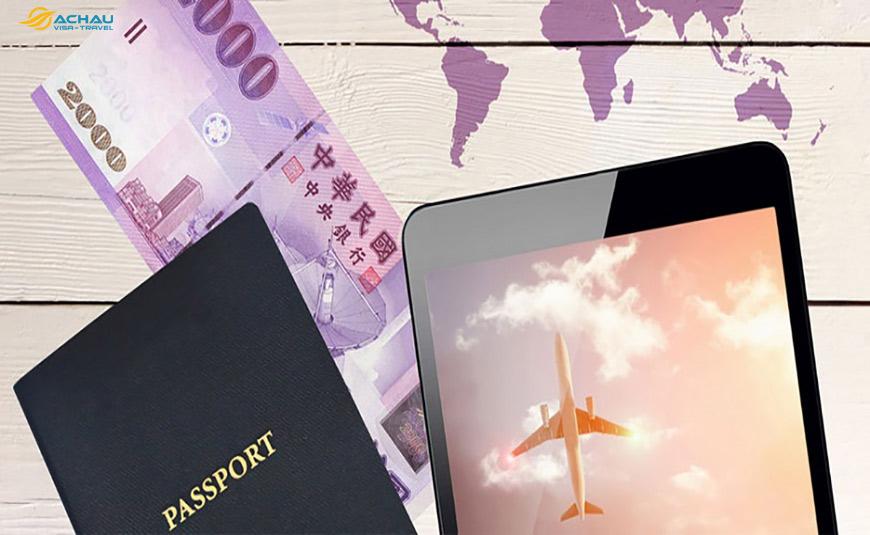 Dịch vụ xin visa công tác Đài Loan nhanh chóng, tiết kiệm