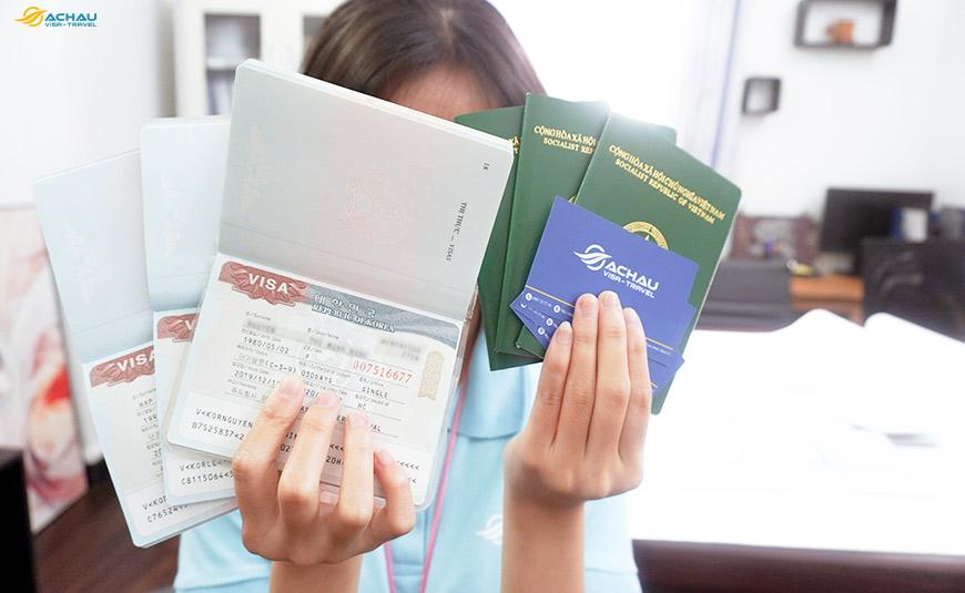 Visa Hàn Quốc Multiple là gì? 3