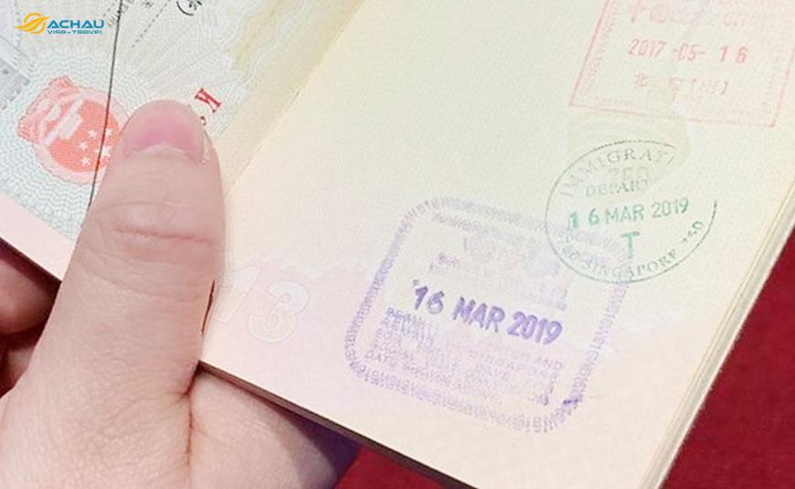 Visa Nhật Bản chưa có dấu nhập cảnh có được miễn visa Đài Loan không?