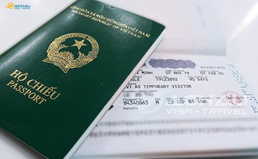 Dịch vụ xin Visa Nhật Bản công tác 2