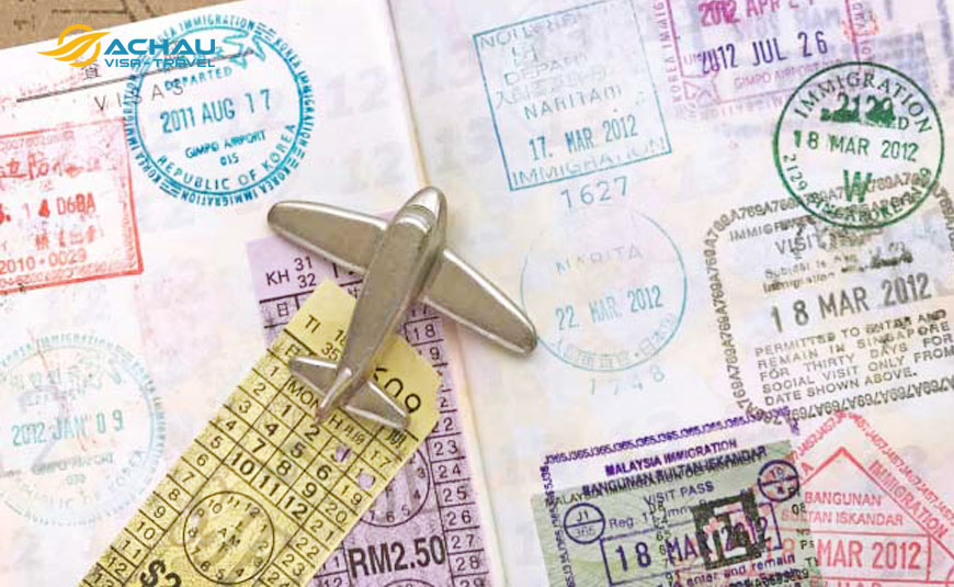 Thủ tục xin visa Nhật Bản hiệu lực nhiều lần theo từng trường hợp 3