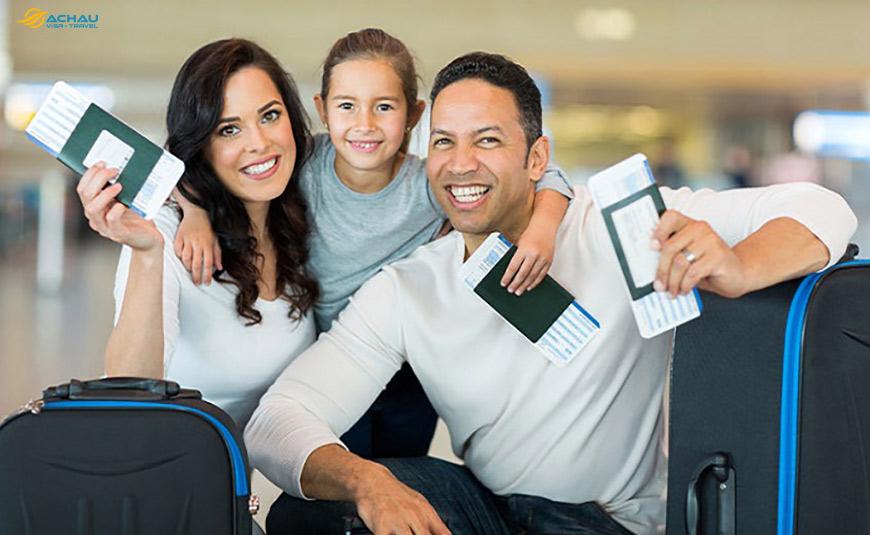 Dịch vụ xin visa Úc cho trẻ em với thủ tục đơn giản nhất