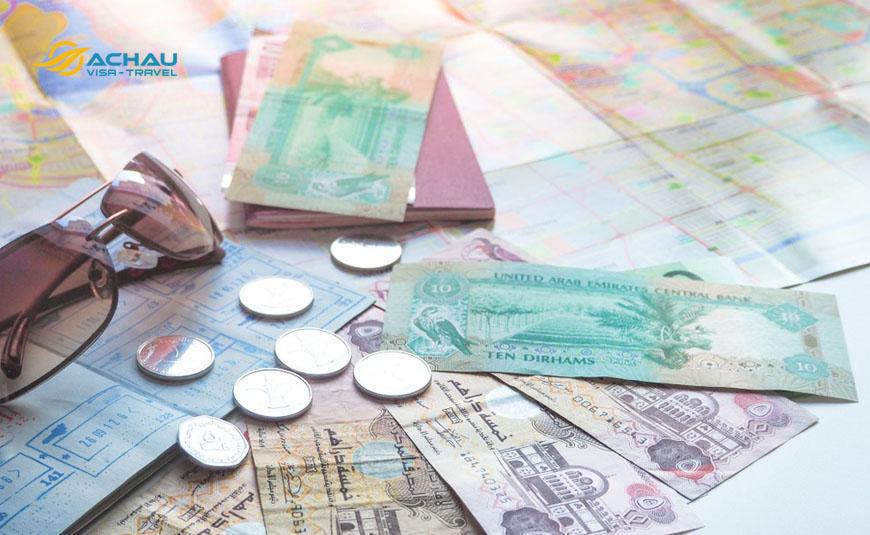 Hướng dẫn xin visa du lịch Dubai