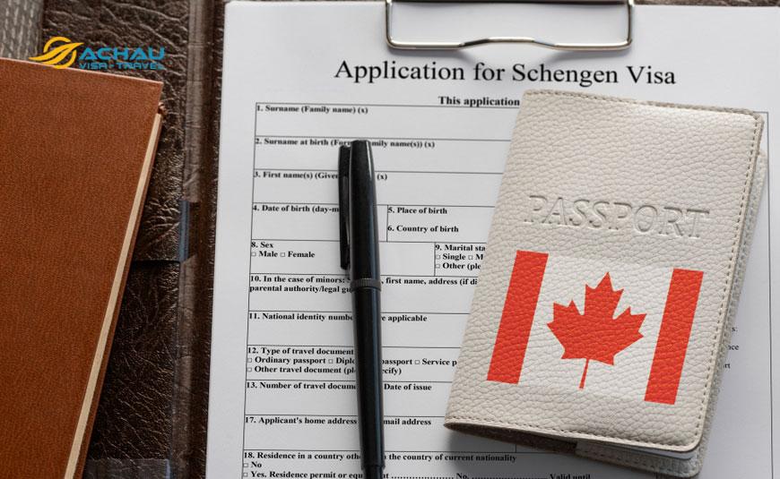 Các loại visa Schengen