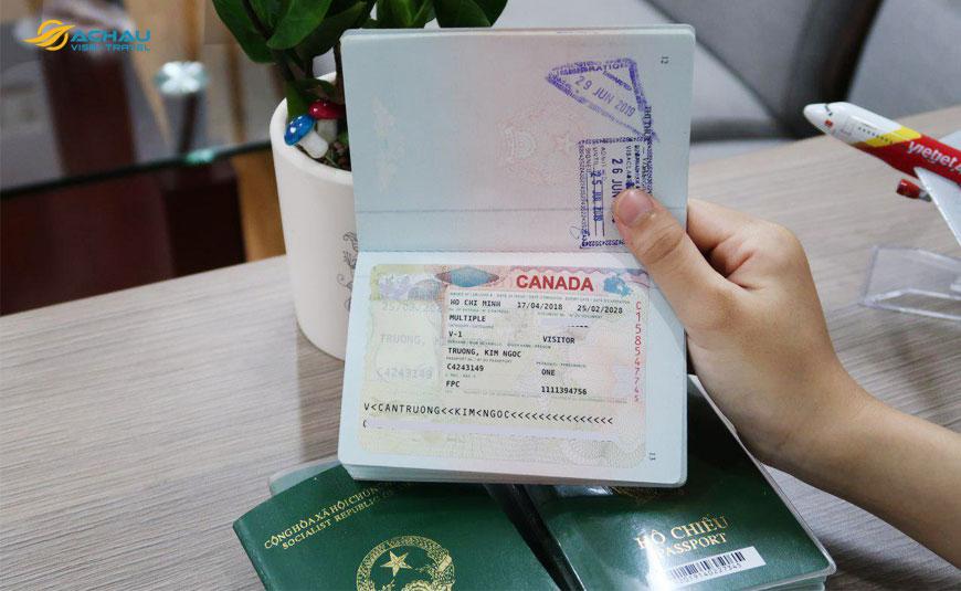 Hướng dẫn cách viết thư mời để xin visa Canada thăm thân 2