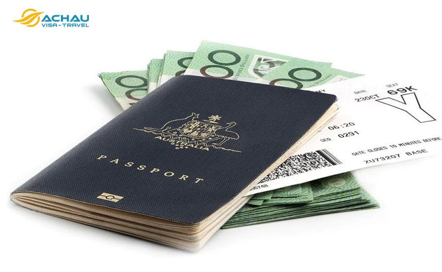 visa Úc diện thăm thân 3