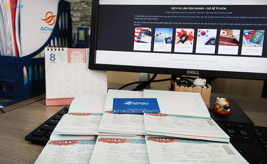 Visa Hàn Quốc 2
