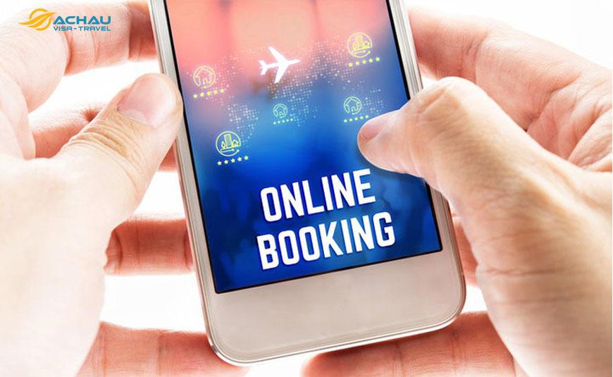 Xử lý vé máy bay và booking khách sạn thế nào nếu xin Visa Hàn Quốc không thành công?
