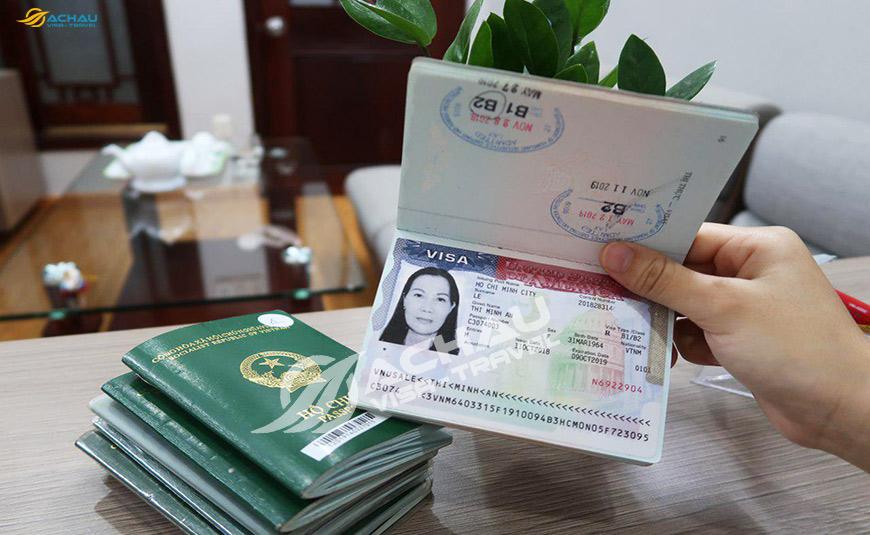 Khách du lịch Việt Nam xin visa Mỹ khó không? 3
