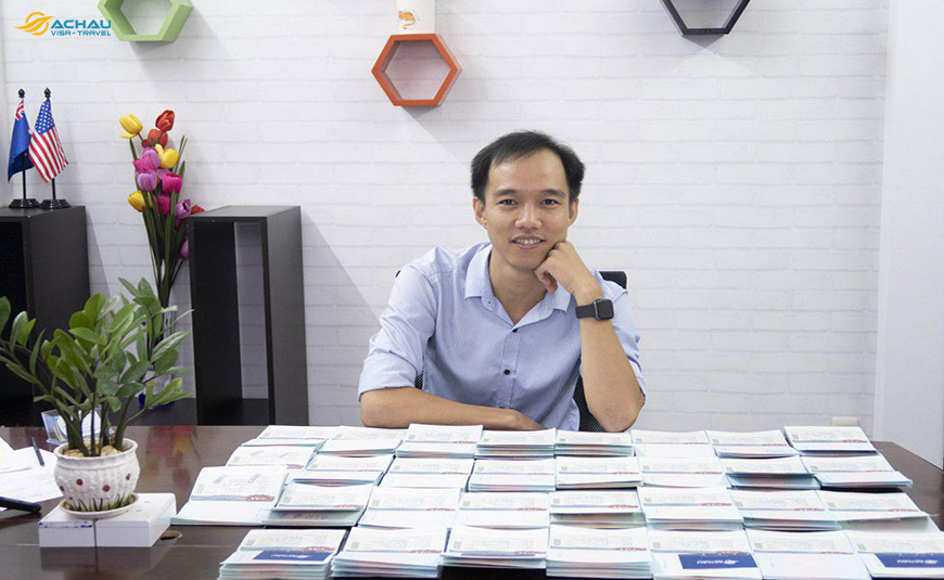 Khách du lịch Việt Nam xin visa Mỹ khó không? 4