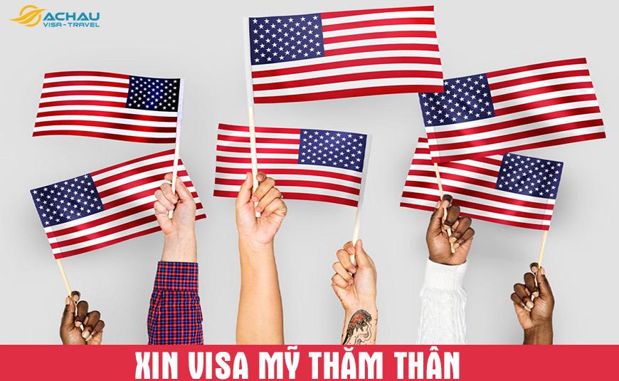 Dịch vụ xin Visa Mỹ thăm thân nhanh chóng cho người xin lần đầu