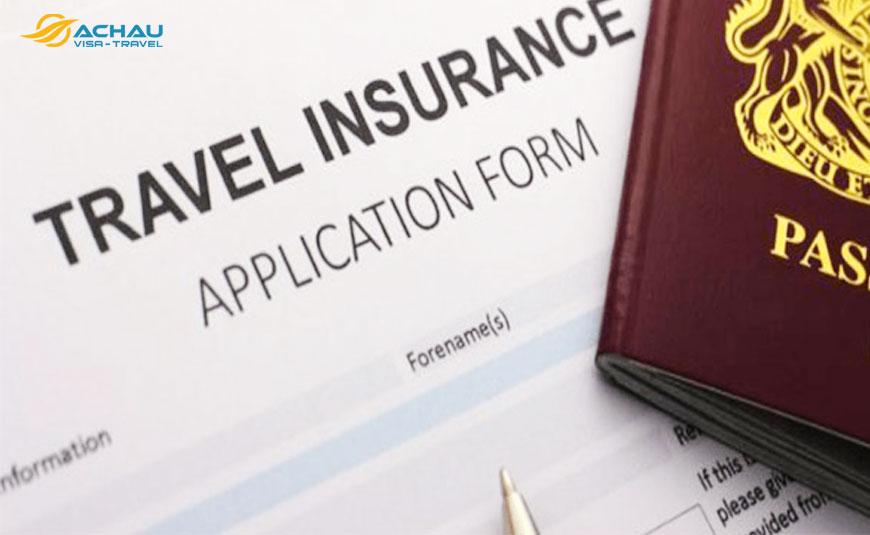 hồ sơ xin visa Schengen 3