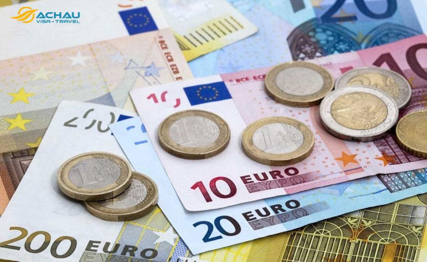 hồ sơ xin visa Schengen 4