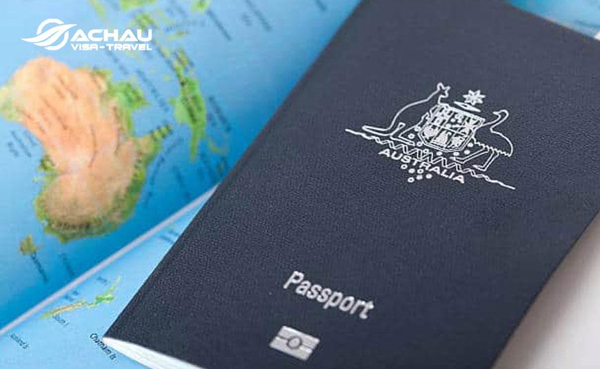 Xin visa Úc du lịch
