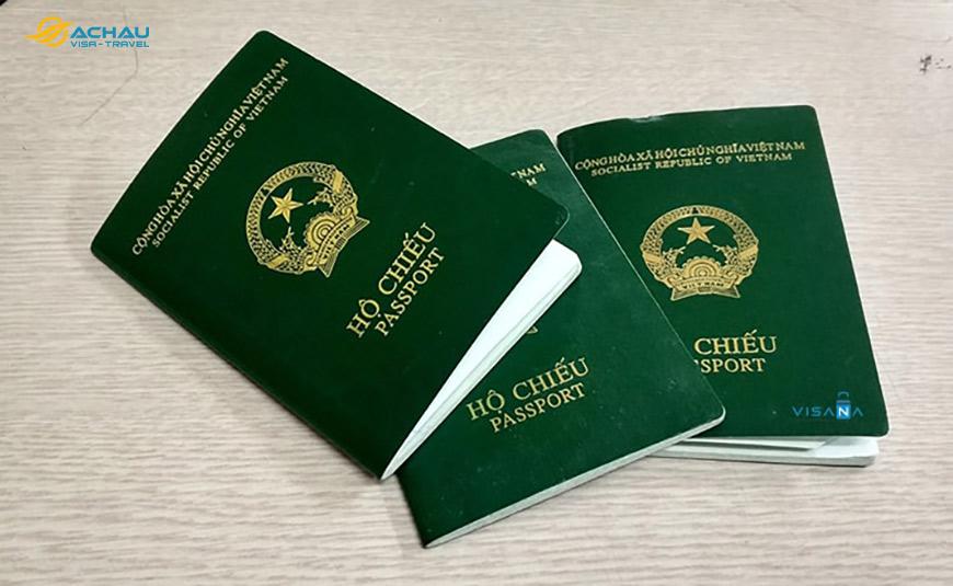 Ý nghĩa của từng loại giấy tờ trong hồ sơ xin Visa 1