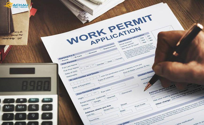Ý nghĩa của từng loại giấy tờ trong hồ sơ xin Visa 3