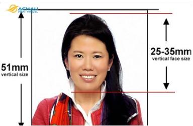 Quy cách chụp ảnh và lấy dấu vân tay để xin visa Mỹ như thế nào?